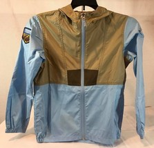 Columbia windbreaker youth jacket water resistant grand Canyon jacket si... - $24.23