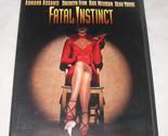 Fatal Instinct DVD, 2003, Comedy, SEAN Young, Armand Assante, Free Ship U.S.A.