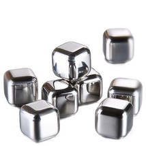 Whiskey Stones - Diosn Stainless Steel Whiskey ... - $30.91
