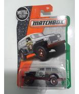 Matchbox MBX Jungle Crawler Diecast Scale 1:64 106/125 - $4.95