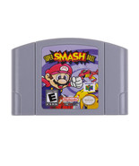 N64 Game Super Smash Bros Video Game Cartridge Console CARD US VERSION - $27.10