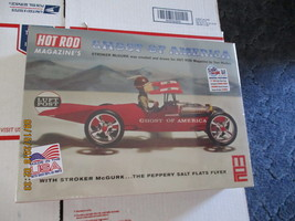 MPC Hot Rod Magazines RETO Stroker McGurk Ghost of America Hot Rod 1/18 ... - $29.99