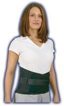 Med Spec Back-n-Black with Thermo(plastic) Pocket - Medium - Includes Moldable I - $91.99