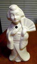 Benihana Lady Geisha Girl Tiki Mug Ceramic Vintage Barware Original - $19.31