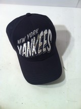 NEW YORK YANKEES--NEW ERA BASEBALL CAP / HAT--SNAPBACK--9FORTY---SHIPS F... - $17.94