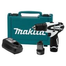 Makita FD02W 12V max Lithium-Ion Cordless 3/8-Inch Driver-Drill Kit - $149.58