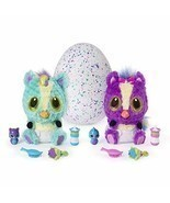 Hatchimals HatchiBabies Ponette Hatching Egg with Interactive Pet Baby (... - £37.32 GBP