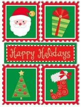 Christmas Stickers, You Choose! image 7