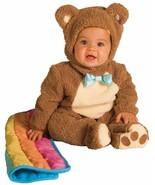 Oatmeal Bear Teddy Animal Noah's Ark Halloween Baby Infant Toddler Child... - $35.69