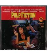 Pulp Fiction by Quentin Tarantino John Travolta Rare LaserDisc Comedy Drama - $10.95