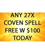 Gathering light free coven spell thumbtall