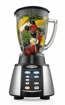 Oster Reverse Crush Counterforms Blender 6-Cup Glass Jar 7-Speed Setting... - $153.34