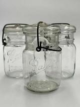 Vintage Ball Ideal Mason Jars (Set Of 3) - $34.64