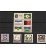 Brazil mint Stamps Ref 14516 - £8.11 GBP