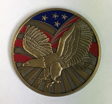 US Army Retired Soldier - Still Serving Proudly with Eagle Artwork - $29.69