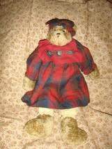 Boyds Bears Clara Plush Bear - $13.99