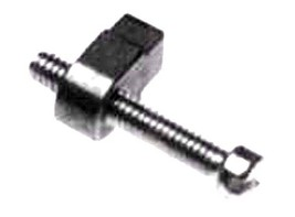 Tensioner Screw and Fitting fits Homelite 69254-2 69254-1A A-00440 - $7.05