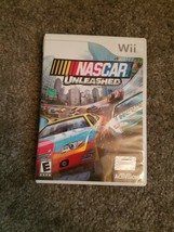 NASCAR Unleashed (Nintendo Wii, 2011) - $7.92