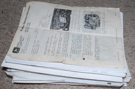 Huge Lot John Deere Product Services Information and Installations Instr... - $14.80