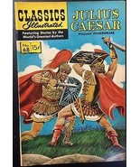 CLASSICS ILLUSTRATED #68 Julius Caesar by William Shakespeare (HRN 165) ... - $14.84