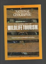 National Geographic - June 2019 Wildlife Tourism, Hallowed Beaches, Kiss... - $1.27