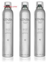 Kenra Volume Spray Hair Spray #25 10-Ounce-3PACK  Till 12/21/19 - $49.49