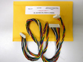 "Vizio 37"" VO370M 0500-0412-0770 Power Board Cable [CN201 & CN202] to Main Board - $15.95"