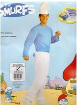 Adult Smurf Costume STANDARD SIZE TO SIZE 44 JACKET - $45.00