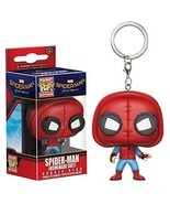 Funko 13799 spiderman Pop Keychain Homecoming - Spider-Man Homemade Suit - $10.60 CAD