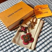 Louis Vuitton Blooming Flowers Bag Charm & Key Holder - $425.00