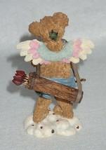 Boyd Bearstone Resin Bears Valentino Slipshot Aim 'Em High Figurine #82006 image 2