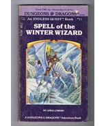ORIGINAL Vintage 1983 Endless Quest #11 Spell of the Winter Wizard Book - $14.84