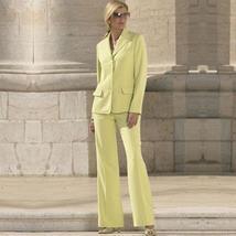 Women's High Fashion Custom Work to Wear Blazer Jacket Pant Suit image 7