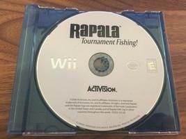 Rapala Tournament Fishing (Nintendo Wii, 2006) - $5.89
