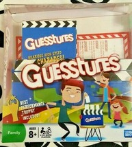 Guesstures High Speed Charades Family Game Parker Brothers Age 8+ - $8.00