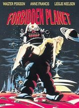 Forbidden Planet DVD  - $7.95