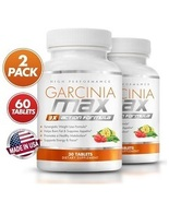 Garcinia - 2 Pack - Weight Loss & Appetite Suppressant - Made in USA - $39.50