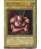 Yu-Gi-Oh Card- Ryu-Kishin - $1.25