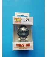 Winston Overwatch Funko Pocket POP! Keychain New In Package - $4.90