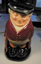 Royal Doulton Large Toby Character Jug Mug The Huntsman D6320 - $21.77