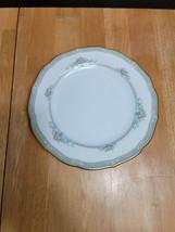 Mikasa Bridal Bouquet Salad Plate Pastel Floral Rim 7 1/2 Inches - $6.19