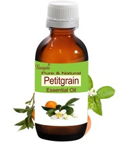 Petitgrain Pure Natural Undiluted Essential Oil 50ml Citrus aurantium by Bangota - $18.74