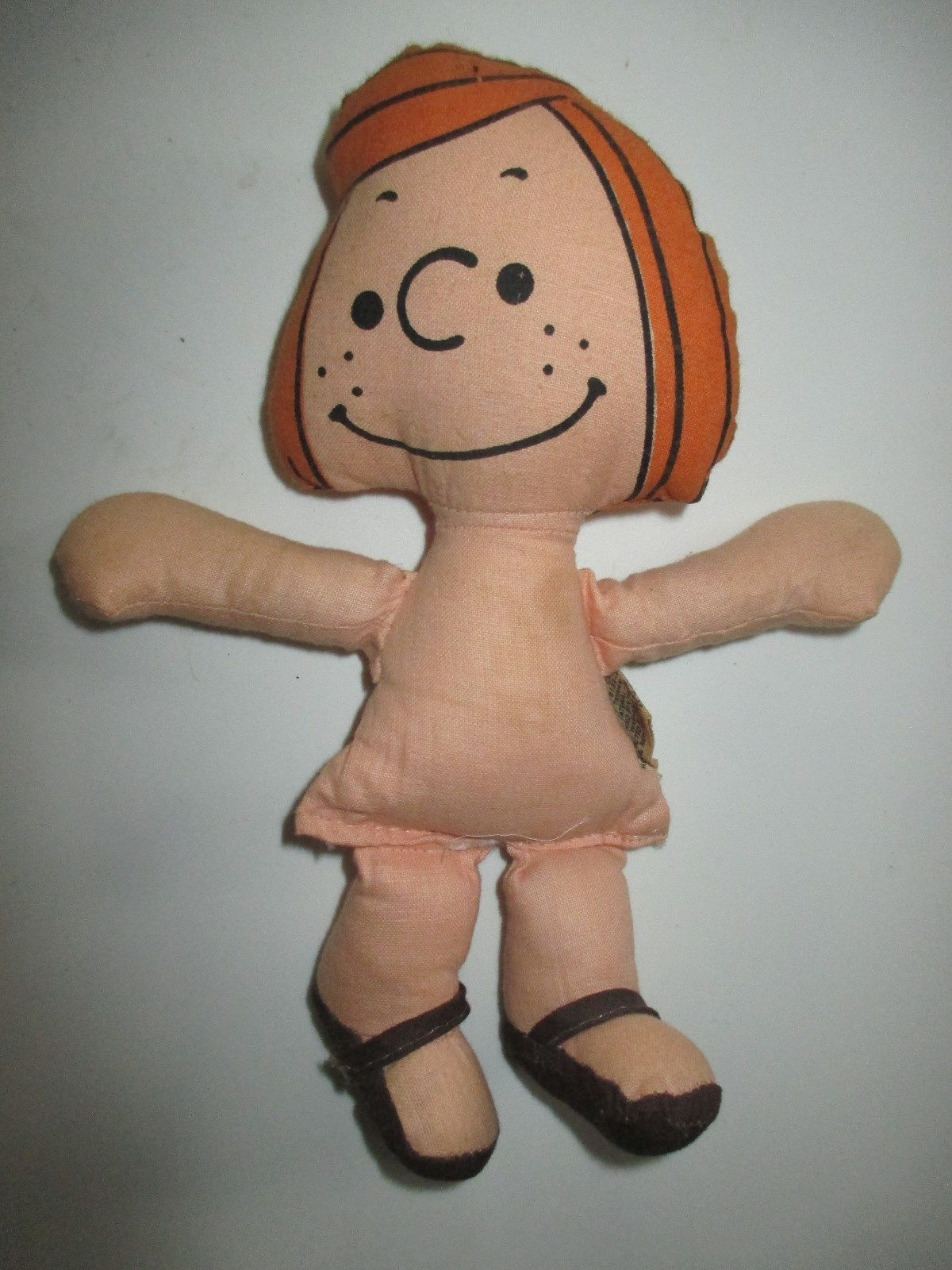 vintage peanuts 7 rag doll peppermint and 50 similar items