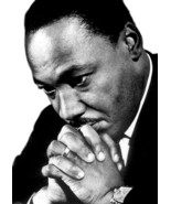Martin Luther King Jr Wall Print POSTER Decor  - $5.95+