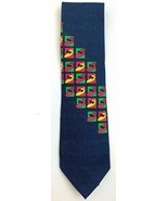 Chili Peppers Tie Pop Art Graphics - $14.80