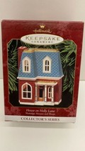 """HALLMARK """"House on Holly Lane"""" 16th In the series 1999 - $9.85"""