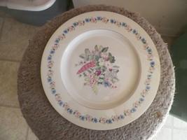 Theodore Haviland Fox Glove dinner plate 9 available - $5.84
