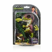WOWWEE Fingerlings Untamed Raptor STEALTH HTF Brand New!! - $24.74