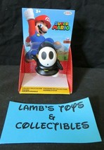 "Super Mario Jakks Pacific 2.5"" collectible figure 2020 Nintendo Black Shy Guy - $55.57"
