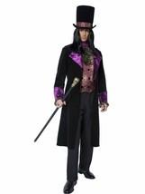 Die Gotischer Graf Kostüm, Halloween Gothic Manor Kostüm, 117cm-122cm - $84.74